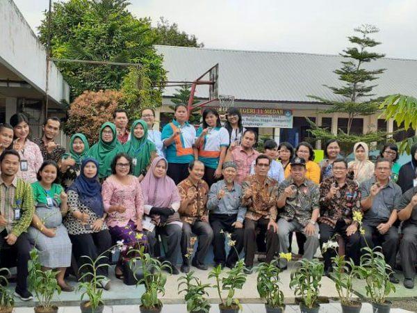 Foto Bersama Mahasiswa PPG Unimed